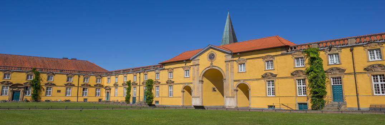 Innenhof vom Schloss Osnabrück